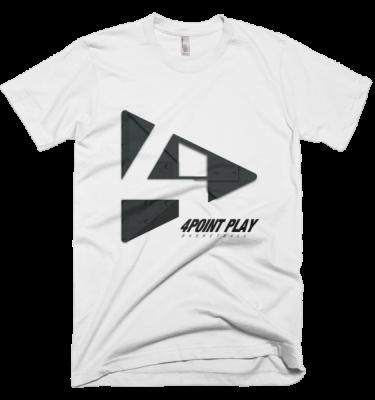 4POINT PLAY Short sleeve men's t-shirt
