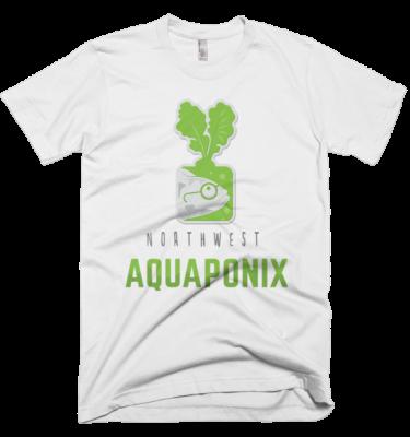 NW AQUAPONIX Short sleeve men's t-shirt