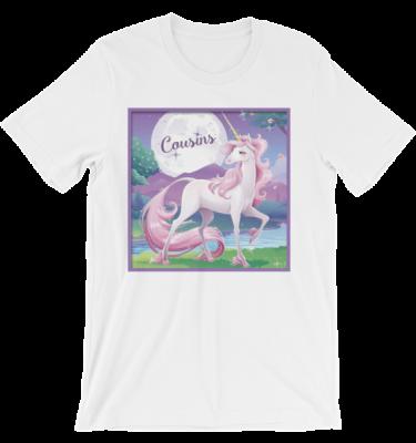 COUSINS Unisex short sleeve t-shirt